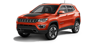Jeep Compass Trailhawk® - Spitfire Orange