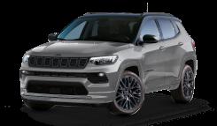 Jeep Compass Trailhawk® - Spitfire Orange