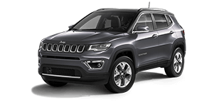 Jeep Compass Limited - Granite Crystal