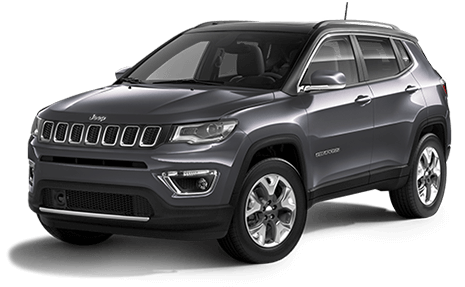 Jeep Compass Opening Edition - Pearl White