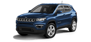 Jeep Compass Longitude - Diamond Black