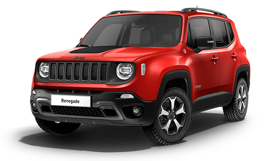 Jeep Renegade Opening Edition - Pearl White