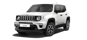Jeep Renegade Sport - White